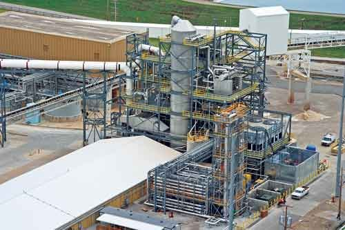 AEP suspended the first commercial-scale demonstration of retrofit carbon capture technology with on-site geologic storage in 2011 due to lack of regulatory incentive.