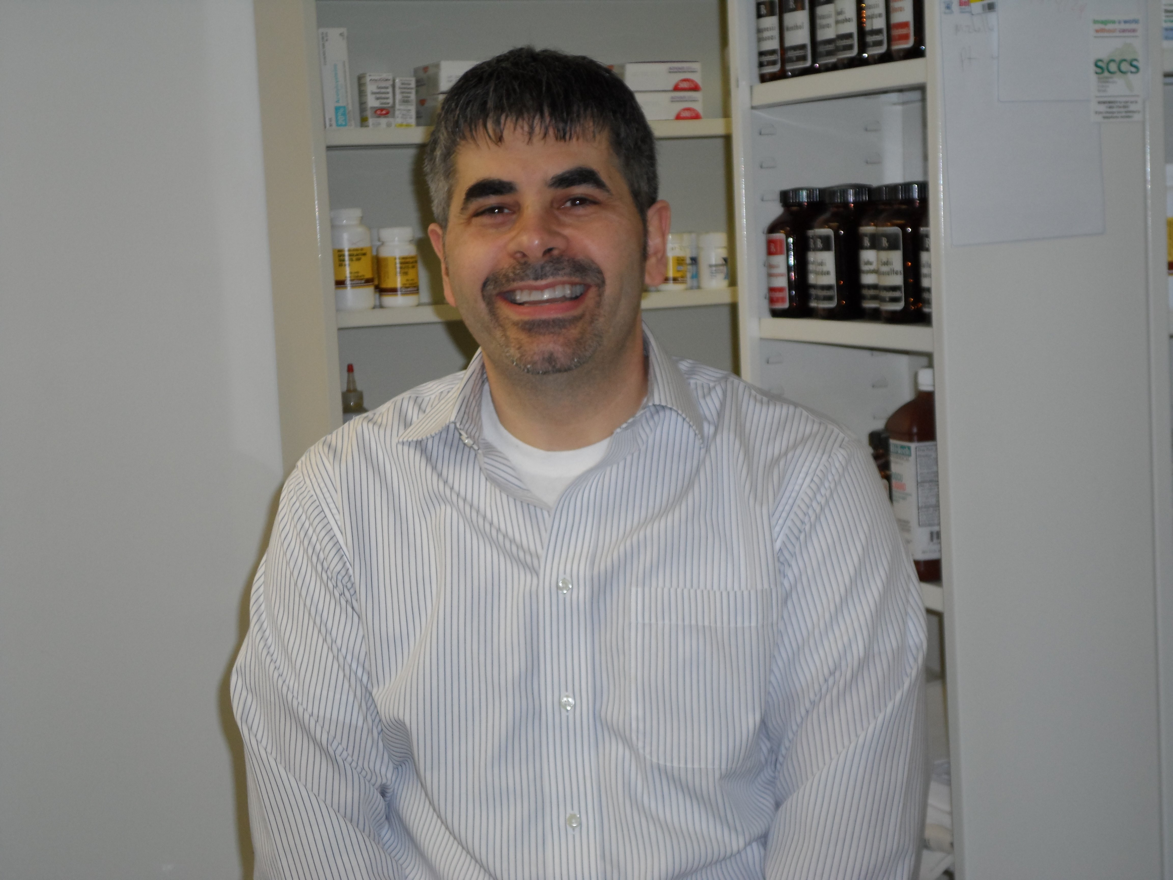 Photos courtesy of photos of Eric Belldina / Masontown pharmacist Eric Belldina recently purchased on eBay an essay he wrote in the 11th grade about an amusement park.