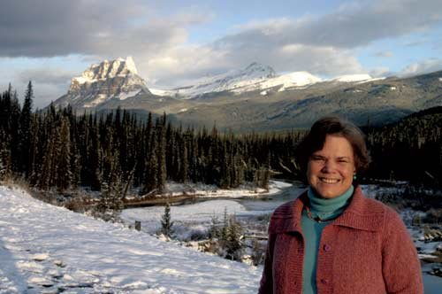 Anna Dailey visits Canada where she grew up.