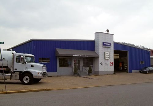 Wheeling Truck Center has grown its online sales in a short period of time and expanded to do international business. Photo courtesy of Wheeling Truck Center.