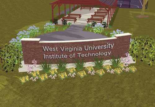 Rendering courtesy of WVU Tech