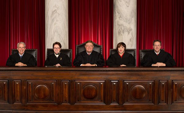Photo courtesy of the West Virginia Supreme Court.
