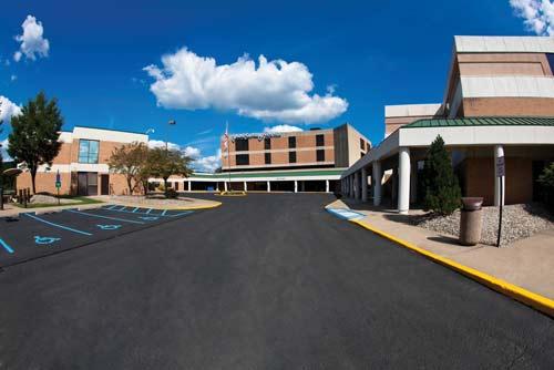 Photo courtesy of Highland Clarksburg Hospital