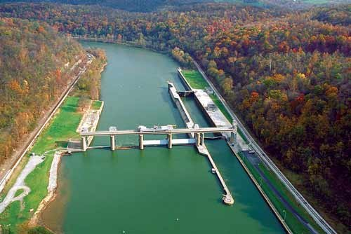 Photo courtesy of the U.S. Army Corps of Engineers