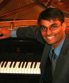 Pianist Arunesh Nadgir