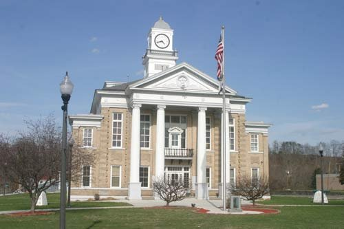 The Wirt County Courthouse is part of network of 232 municipalities and 55 county governments that make up our state.
