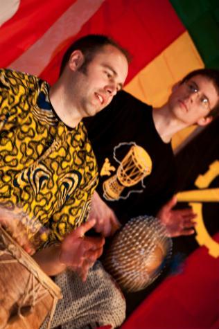 WVU African Music and Dance Ensemble