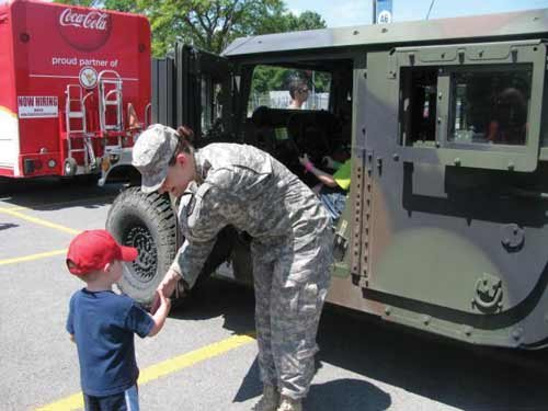 Photo courtesy of Morgantown Touch-A-Truck