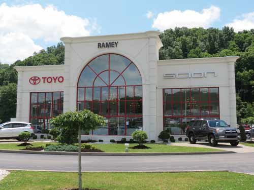 Ramey primarily works out of his dealership located in Princeton.