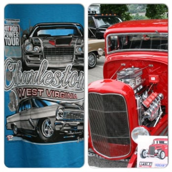 Hot Rod Magazine Power Tour