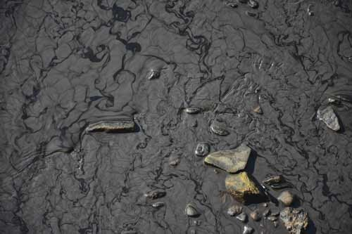 In early February, a coal slurry spill in eastern Kanawha County's Fields Creek sent officials and residents into a familiar response and panic.