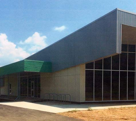 JAMES E. CASTO / For The State Journal: Cabell County's new Cox Landing Library will be dedicated Aug. 16.