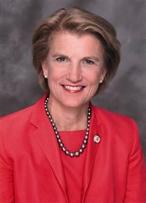U.S. Rep. Shelley Moore Capito,R-W.Va., won the Republican nomination for the U.S. Senate seat in the 2014 Primary Election.