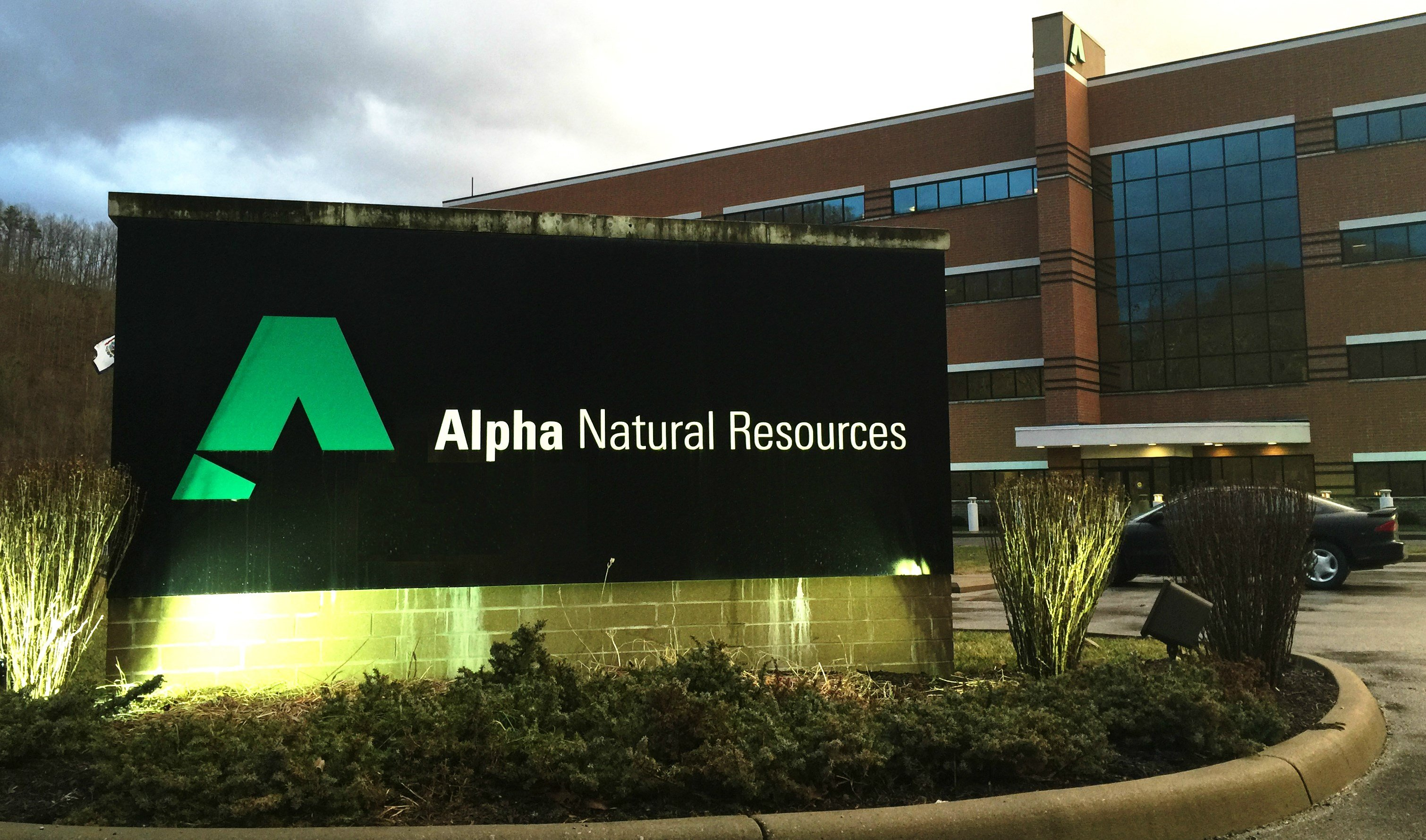 alpha natural resources The alpha natural resources corporate office was completed in october of 2011.