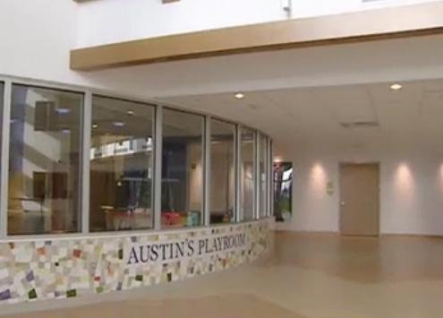 Austin's Playroom opens at Wheeling Hospital - Business ...