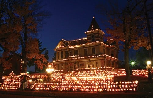 Kenova Pumpkin House - WOWK 13 Charleston, Huntington WV News ...