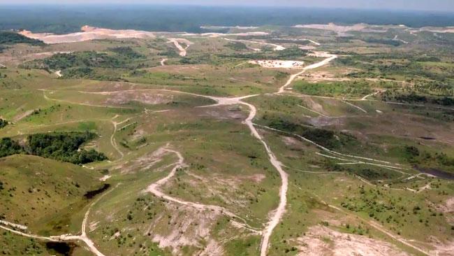 WV DOT opens bids for Rock Creek access road - West Virginia