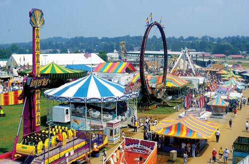 Virginia state fair discount coupons
